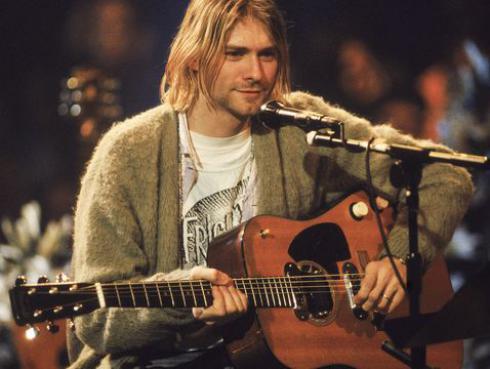 10 canciones para celebrar el cumpleaños número 50 de Kurt Cobain [VIDEOS]