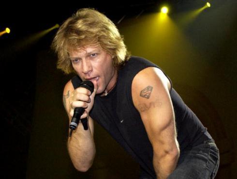 10 cosas que no sabías de Jon Bon Jovi [FOTOS]
