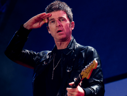 Noel Gallagher y su desconcierto por la escasez de papel sanitario