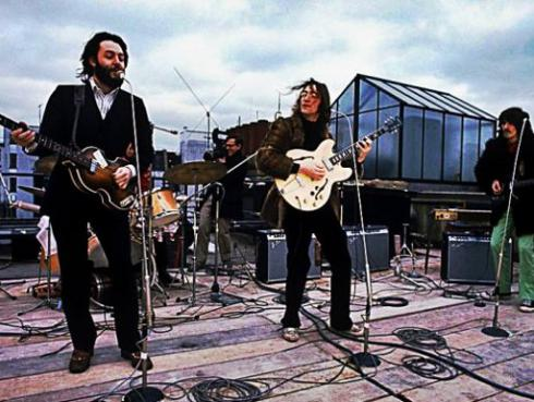 A 48 años del último concierto de The Beatles en la azotea del Apple Corps [VIDEO]