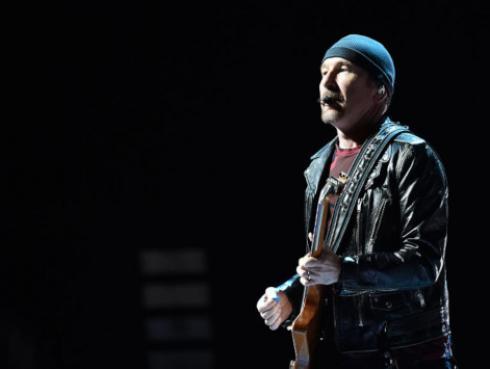 A guitarrista de U2 le impidieron construir casas ecológicas en California