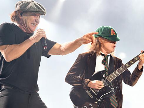 Música de AC/DC efectiva contra el cáncer [VIDEO]