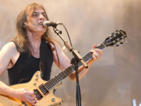 Falleció Malcolm Young, icono del rock y fundador de AC/DC