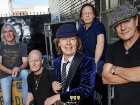 AC/DC la banda de rock con más ingresos según Forbes