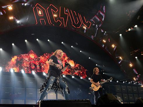 ¡AC/DC tocó por primera vez en 34 años 'Live Wire' en vivo! [VIDEO]