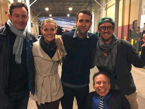 Actores de 'Harry Potter' se volvieron a juntar para evento especial [FOTOS]