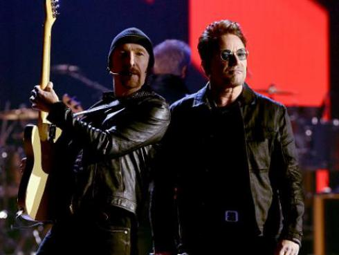 Acusan a U2 de robar canción para el disco 'Achtung baby' [VIDEO]