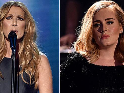 Adele y Celine Dion, entre las cantantes mejor pagadas, según Forbes