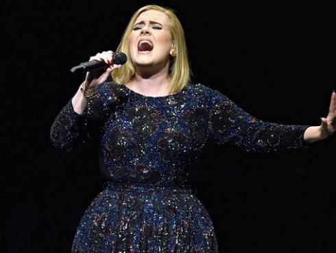 El '25' de Adele es el disco más vendido de 2016