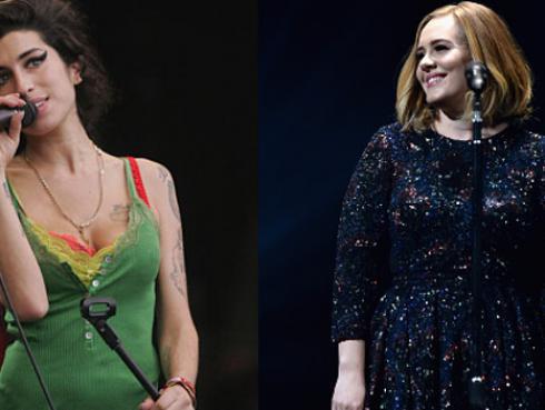 Adele recuerda a Amy Winehouse en concierto: