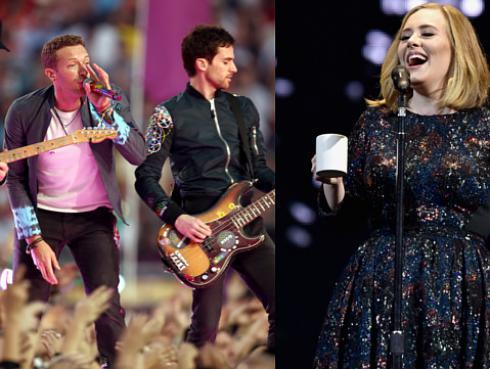 Coldplay, Adele, New Order, entre otros, encabezan el cartel de Glastonbury 2016