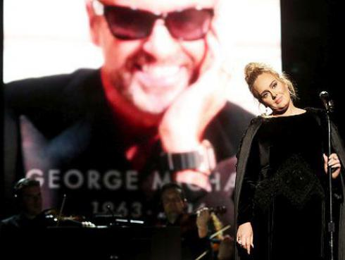 Grammy 2017: Adele cometió error al realizar homenaje a George Michael [VIDEO]