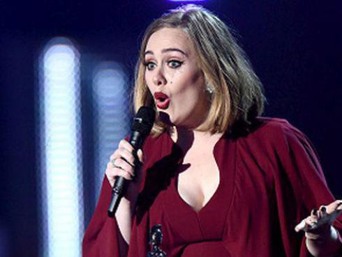 Adele le canta 'Feliz cumpleaños' a un fan en pleno concierto [VIDEO]