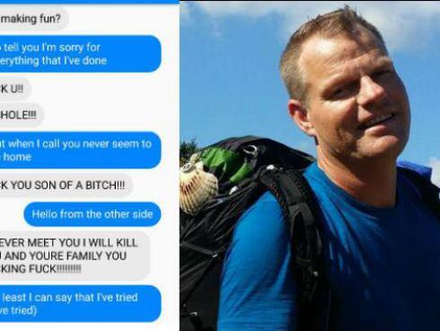 ¡Hombre trolleó a estafadora en Facebook con la letra de 'Hello' de Adele! [FOTOS]