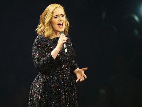 ¡Adele interrumpe concierto tras aparición de un animal salvaje en pleno concierto!