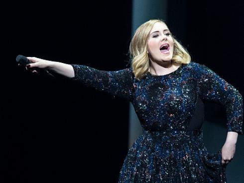 Adele entre las favoritas de los Premios Grammys 2017