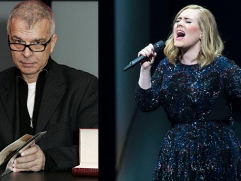 Productor de David Bowie cree que hay un truco detrás de la voz de Adele