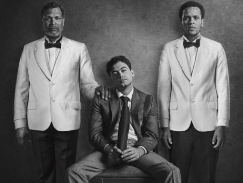 Adrián Saba se inicia como director de teatro con la obra 'El Amo Harold y los muchachos'