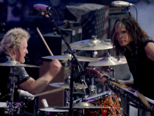 ¿Qué significa Aerosmith para el baterista Joey Kramer? ¡Él mismo te lo cuenta!