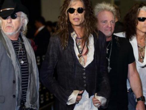 ¡Músicos de Aerosmith planean hacer parapente en Malecón de Miraflores!