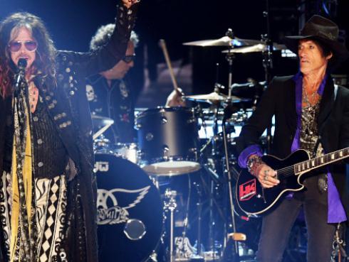 Aerosmith cerrará gira de aniversario en Moscú