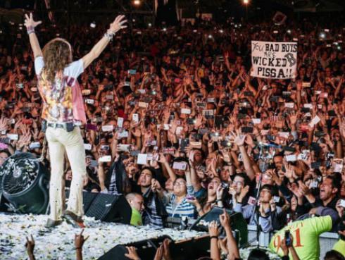 Aerosmith en Lima: Revive en fotos y videos lo mejor del concierto