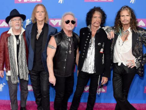 Aerosmith: el baterista Joey Kramer vuelve a la banda