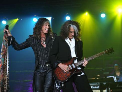 ¿Aerosmith para rato? Pese a lo dicho por Steven Tyler, los otros miembros no están listos para decir adiós