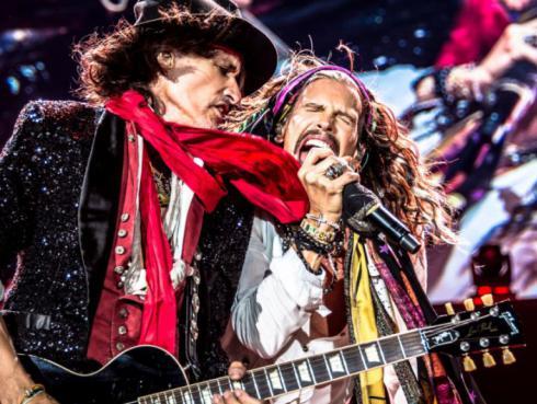 5 detalles que no sabías de la gira de Aerosmith [FOTOS]