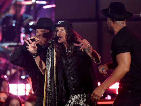 Aerosmith recibió el premio MusiCares 2020