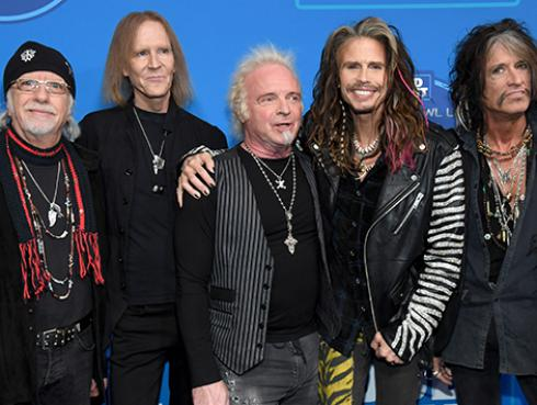 Aerosmith recibirá el premio de Persona del Año en el MusiCares