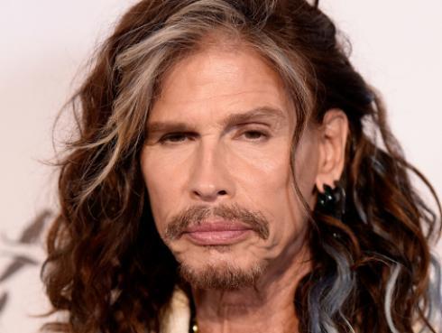 Steven Tyler anuncia que Aerosmith se mudará a Las Vegas el próximo año