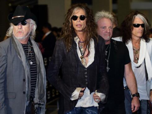 ¡Steven Tyler confirma separación de Aerosmith! [AUDIO]