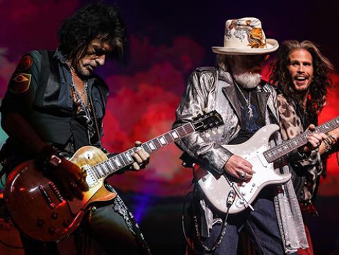 ¿Aerosmith tiene nuevo baterista?