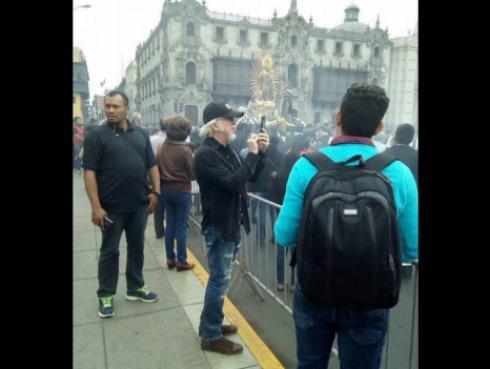 ¡¡Este fue el recorrido de Aerosmith por Lima!! [FOTOS]