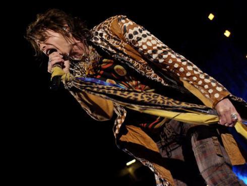 ¡Aerosmith vendió 10 mil entradas solo en tres días!