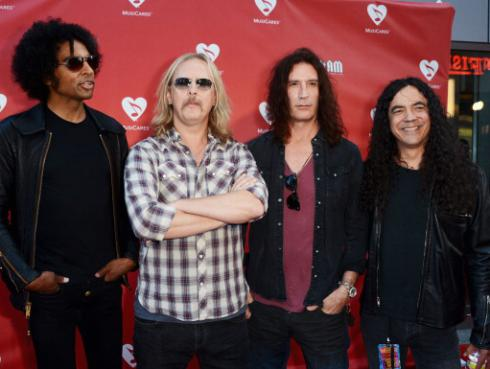 Alice in Chains versionó 'Tears' de Rush [VIDEO]