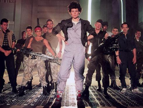 ¡Zapatillas de Ripley en 'Aliens' saldrán a la venta!
