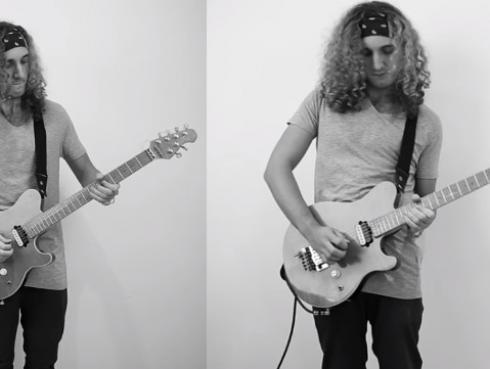 Así suena 'Adventure Of A Lifetime' de Coldplay en las guitarras de Jimi Hendrix, James Hetfield y 14 músicos más (VIDEO)
