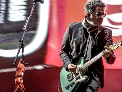 Andrés Calamaro exige un mejor pago por la difusión de sus canciones en internet