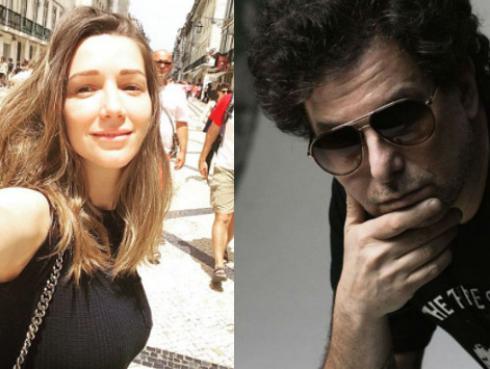 Novia de Andrés Calamaro le dedicó romántico mensaje por su cumpleaños [FOTOS]