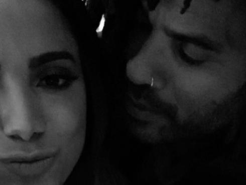 ¿Lenny Kravitz prepara un dueto con Anitta?