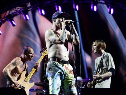 Anthony Kiedis de Red Hot Chili Pepper sorprende con su confesión sobre las 'groupies'