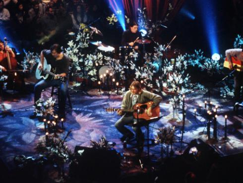 Anuncian nueva edición del MTV Unplugged de Nirvana en vinilo