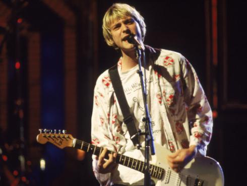 Anuncian nuevo libro sobre la vida de Kurt Cobain