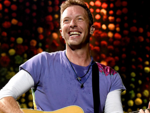 Archivos del Rock and Pop: Chris Martin cantando 'The Scientist' al revés