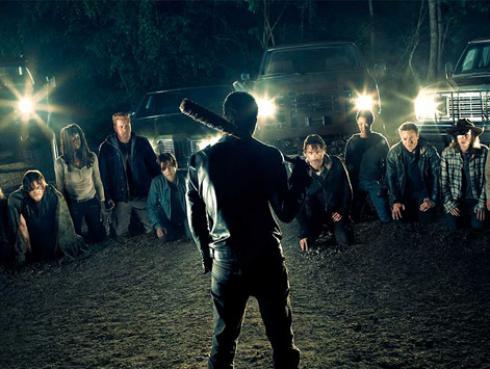 Así afectó la temporada 7 de 'The Walking Dead' a los actores de la serie