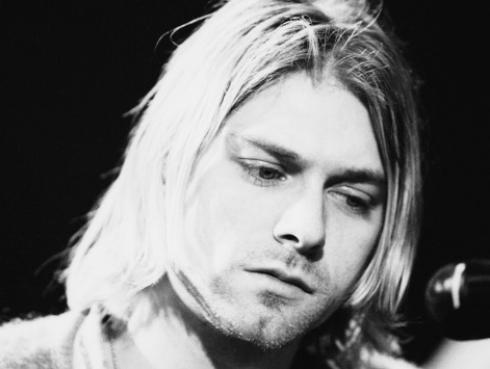Así disfrutaba Kurt Cobain las presentaciones de Lenny Kravitz