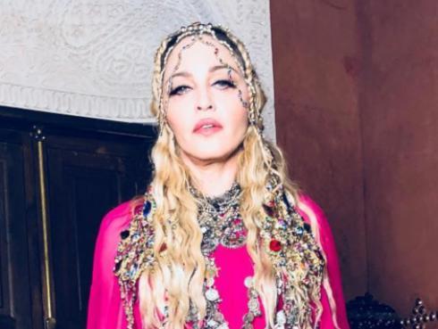 Así disfrutó Madonna los últimos días de verano en Lisboa [VIDEOS]