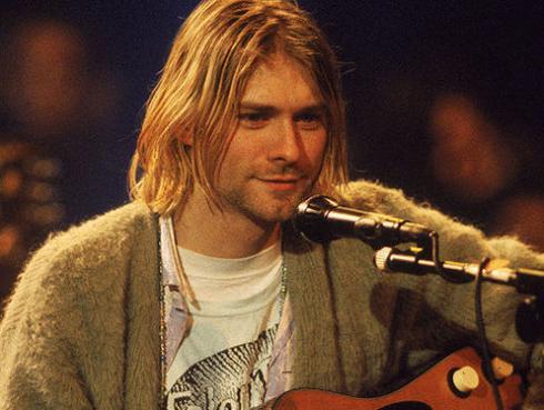 Así luciría Kurt Cobain en la actualidad [FOTO]